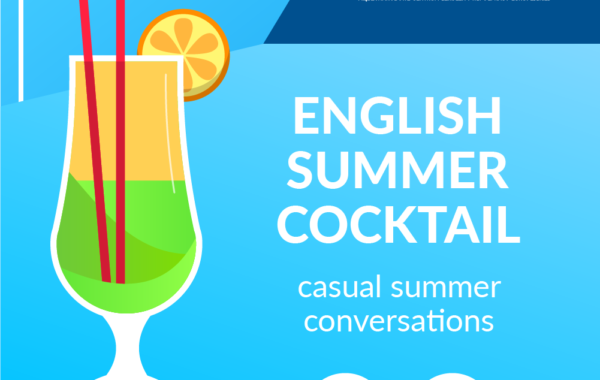 English Summer Cocktail
